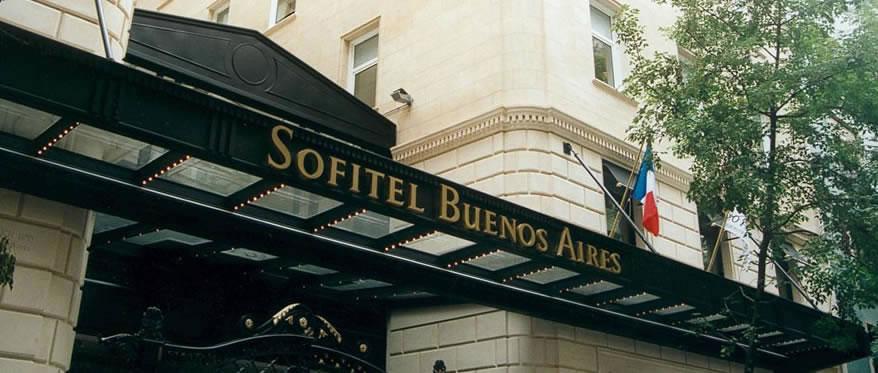 Hotel Sofitel. Techos de vidrio