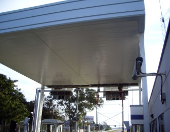 Cielorraso Flush panel
