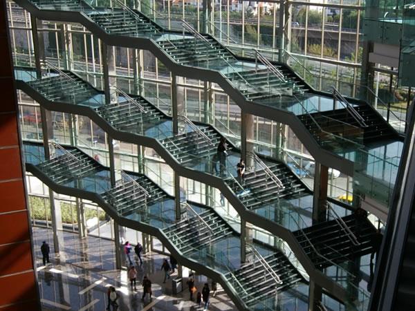 Imagen Arquitectura de vidrio
